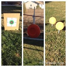 Clay Holder - Shooting Clip Target Holder