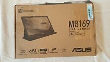 ASUS LED MB169C+ 15.6inch FHD 1920x1080 IPS USB3.0 Type-C Portable Monitor