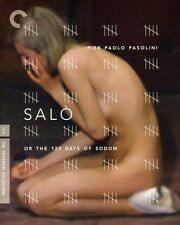 Salo, or the 120 Days of Sodom [Criterion Collectio (2011, REGION A Blu-ray New)