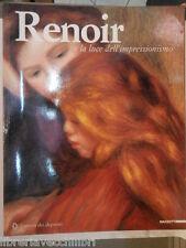 RENOIR e la luce dell'impressionismo Maithé Vallès-Bled e Vincenzo Sanfo 2002 di