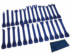 27 Pc Car Body Auto Door Trim Panel Dashboard Removal Scraper Garage Tool Set