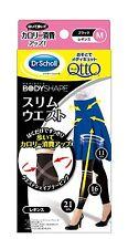 Dr. Scholl Medi QttO Leggings Spats Legs & Waist M Size Japan