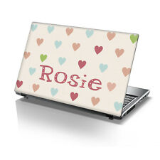 TaylorHe Personalized Laptop Decal Vinyl Skin Sticker With YOUR NAME P2174