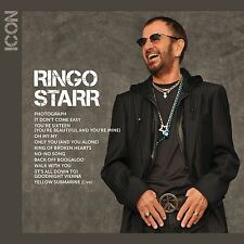 RINGO STARR ICON SEALED 11 TRACK CD..SENT BY 1ST CLASS POST.