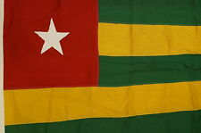 African National Flag Republic of Togo Ensign