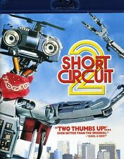 SHORT CIRCUIT 2 [BLU-RAY/A NEW]