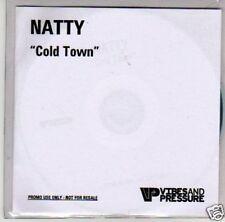 (B782) Natty, Cold Town - DJ CD