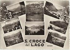 S.CROCE DEL LAGO - VEDUTINE - FARRA D'ALPAGO (BELLUNO)