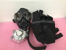 3M Full Facepiece Mask Dual port Respirator MEDIUM FR-M40B-20 M40 CBRN