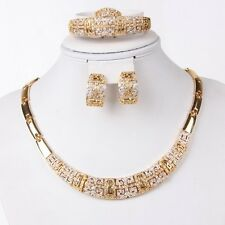 Fashion Jewelry Set Wedding & Formal Occasion swarovski Necklace Earring Set