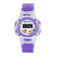 New Kids Boys Girls Students Time Electronic Digital Sport Wrist Watches C2