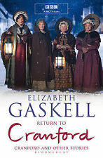 Return to Cranford: And Other Stories,Gaskell, Elizabeth,New Book mon0000026537