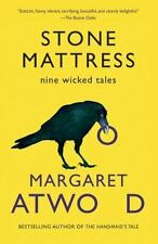 Stone Mattress : Nine Tales by Margaret Atwood (2015, Paperback)