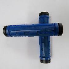 GT Handlebar Grips Bike Blue & Black 5 inch BMX Mountain Hybrid