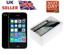 New iPhone 4s Black 16GB Apple Brand Unlocked Sim Free Smart Phone Sealed Boxed