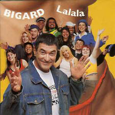 CD single Bigard La la la  3 Tracks CARD SLEEVE