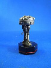 Danbury Mint Star Wars Probe Robot Chess Piece Black Rook