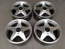 ORIGINALE Cerchi In Lega OZ Fittipaldi CERCHI 7 x 15 et26 4x100 AUDI VW BMW SEAT GOLF