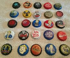 Fallout 4 3 New Vegas Bottle Caps Nuka Cola Sunset Pip Boy Vault Tech Collector