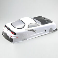 190mm Body Shell For 1/10 RC On Road Drift Car With Rear Ring 016#NY