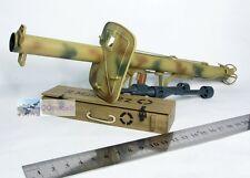 WW2 1:6 GERMAN Panzerschreck Anti Tank Killer Rocket Launcher + Ammo Box BA_13