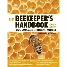 NEW (2DAY SHIP) The Beekeeper's Handbook PAPERBACK