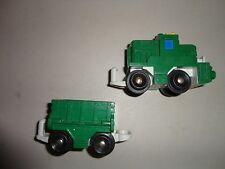 Fisher Price Geotrax Train Car Remote Parts Pieces Lot 8 see photo