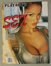 Playboy's Real Sex 1998  - Playboy Magazine Special Edition - Great Condition
