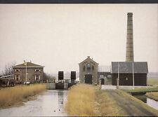 """Netherlands Postcard - Stoomgemaal """"Hertog Reijnout"""" Nijkerk  LC5668"""