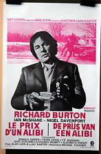 Richard Burton : Villain : POSTER