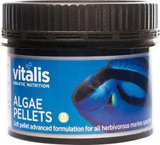 NEW Era Vitalis alghe PELLET XS 60g-Affondamento Cibo Per Pesci Pellet 1mm Marine