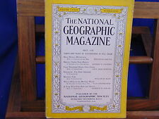 collectif The National geographic Magazine May 1938 (volume LXXIII N°5)...