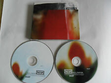 NINE INCH NAILS - The Fragile (2CD 1999) CANADA Pressing
