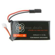 Upgrade Lipo Battery 11.1V 2500mah 20C for Parrot AR.Drone 2.0 Quadcopter W7H7