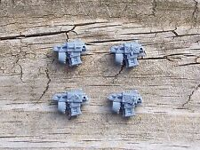 40K Dark Angels Deathwing Command Storm Bolter Bits 4 Bitz