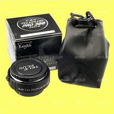 Genuine Kenko Teleplus Pro 300 DGX 1.4X Teleconverter for Nikon AF