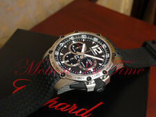 Chopard Classic Racing Superfast Stainless Steel 45mm  Black Rubber 168523-3001