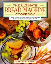 The Ultimate Bread Machine Cookbook Simple Recipes for Breads EASY Recipes