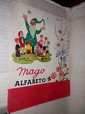 MAGO ALFABETO Le Stelle 1970 libro scuola manuale corso saggistica di