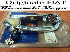 coppia maniglia esterna FIAT 1100 D - R e FIAT 1200 couple outside door hand new
