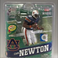 McFarlane College Football 4 CAM NEWTON action figure-Auburn-Panthers-NFL-NIB