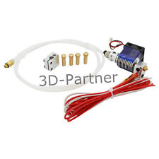 3D Printer 0.4/1.75mm V6 Remote J-head Hotend with Fan/Cable/tube +Volcano kit