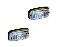 2 X MONARK Positionsleuchte RETRO Leuchte für OLDTIMER SCHLEPPER - POSITION LAMP