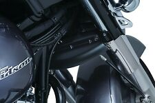 Kuryakyn Black Triple Tree Wind Deflector Front Fork Air Baffle Harley Touring