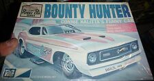 MPC CONNIE KALITTA MUSTANG FUNNY CAR VINTAGE Model Car Mountain KIT 1/25