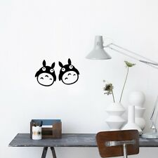 My Neighbor Totoro Vinyl Decal Art DIY Wall Sticker Bathroom Decal Wall Decal