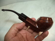 PIPA PIPE MASTRO GEPPETTO BENT BULDOG BY SER JACOPO GR. 2 HAND MADE ITALY  NEW 4