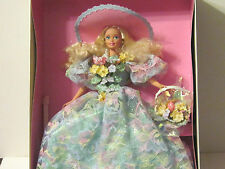 BARBIE Spring Bouquet Enchanted Seasons Collection Limited, Mint Condition 1994