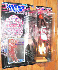 2000 Starting Lineup Sheryl Swoopes NCCA March Madness Texas Tech