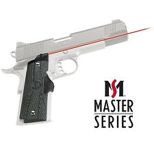 Crimson Trace LG-910 Master Series G10 Green/Black for 1911 Full Size Lasergrip